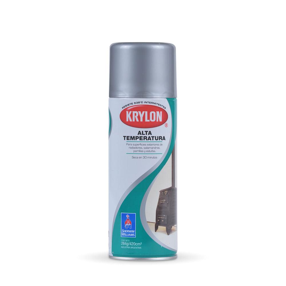 Krylon esmatel en aerosol alta temperatura sherwin - Pintura para aluminio en spray ...