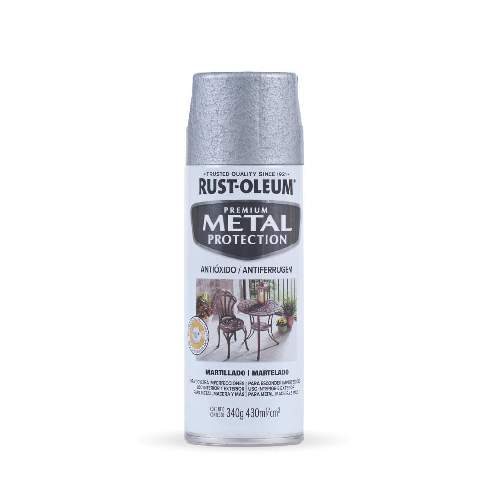 Esmalte anti xido martillado en aerosol rust oleum for Esmalte para baneras en spray