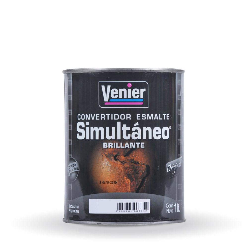 Simultaneo esmalte y convertidor de xido brillante venier - Convertidor de oxido ...