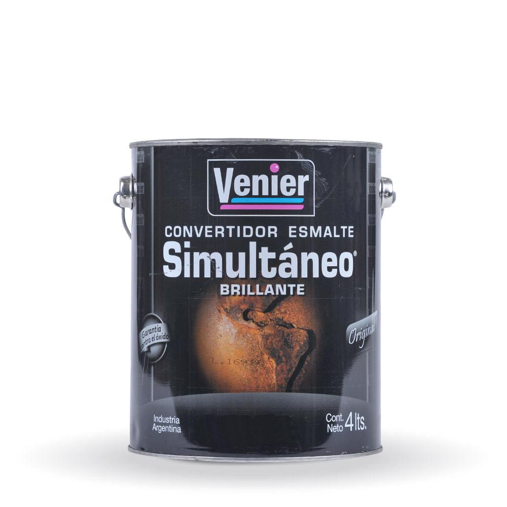 Simultaneo esmalte convertidor de xido brillante venier 4 - Convertidor de oxido ...