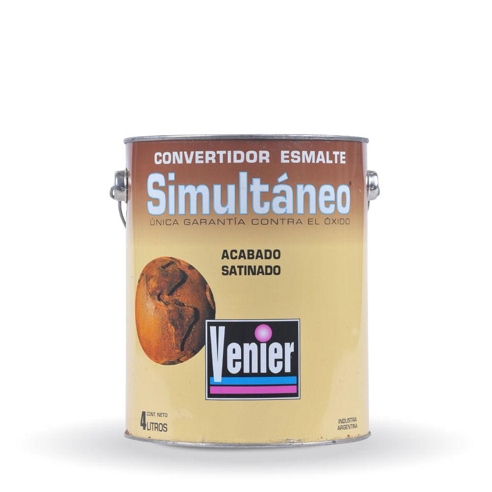 Simultaneo esmalte convertidor de xido satinado venier 4 - Convertidor de oxido ...