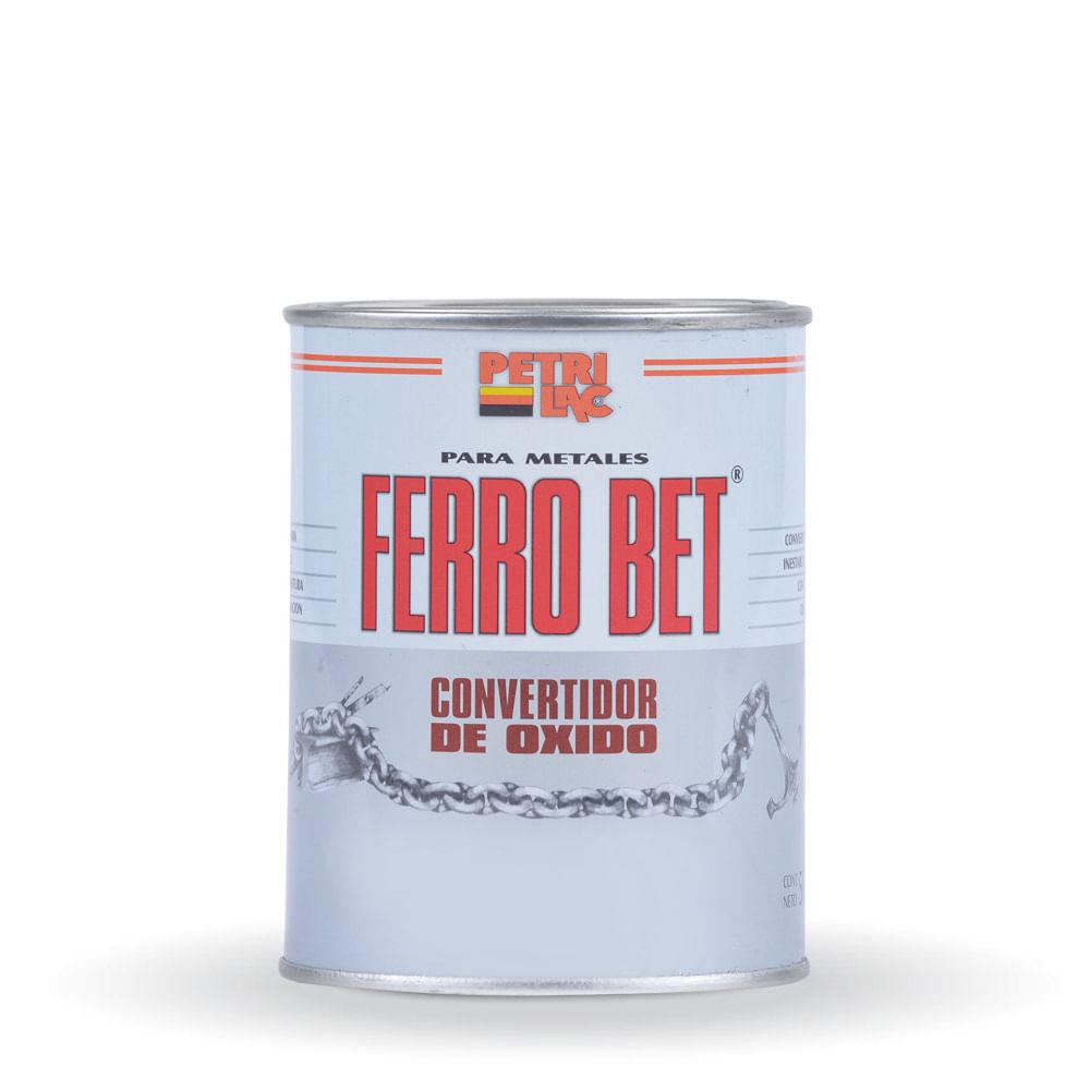Ferro bet convertidor de xido 1 lt prestigio prestigioweb - Convertidor de oxido ...