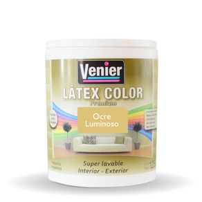 Latex-Int-Ext-Premium-Venier-125kg-Ocre