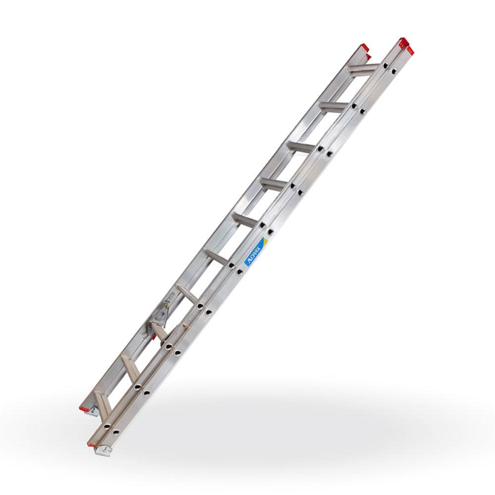 Escalera extensible de aluminio prestigio prestigioweb for Escaleras extensibles