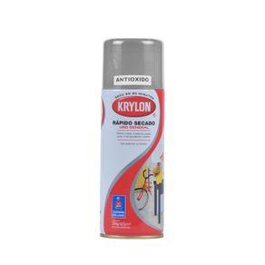 Krylon-Imprimacion-Gris-Mate-Acrilico-284gr