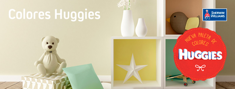 banner 2 colores huggies