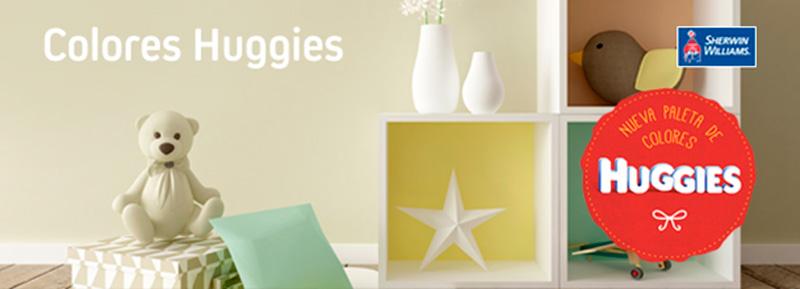 Colores huggies
