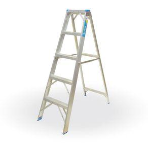 escalera-familiar-de-aluminio-5-escalones-alpina