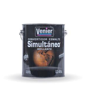 Venier-Simultaneo-Gris-Brillante-4LTS
