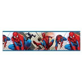 guarda-para-pared-spiderman-muresco