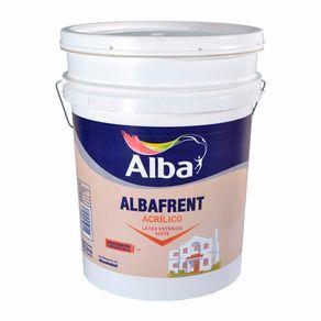 Albafrent-latex-exterior-20-lts
