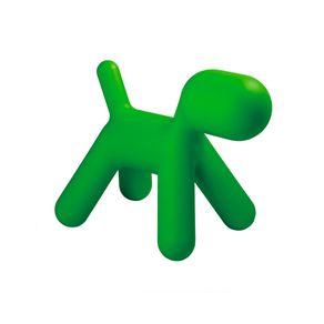 banquito-perro-verde