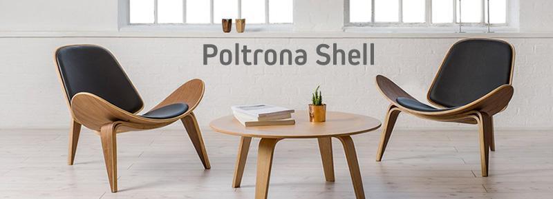 poltrona shell